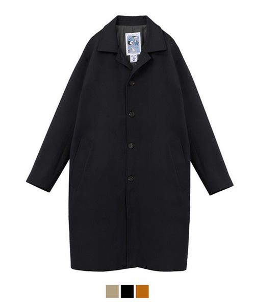 High Density Cotton Over Single Coat Black