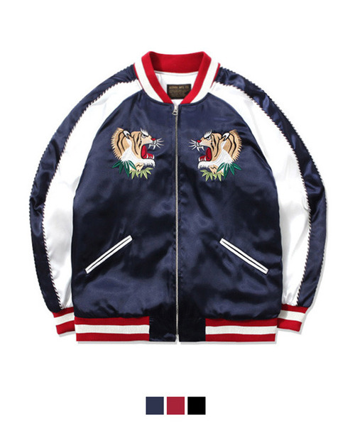 #1 Souvenir Jacket Navy
