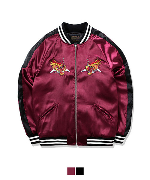 #2 Souvenir Jacket Burgundy
