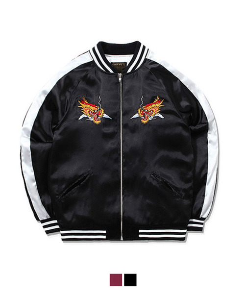 #2 Souvenir Jacket Black
