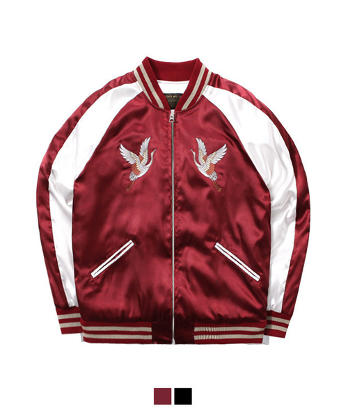 #4 Souvenir Jacket Red