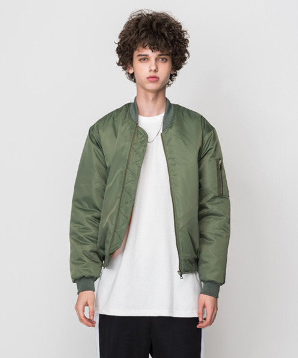 [MA-1 6oz] Padding Jacket Khaki