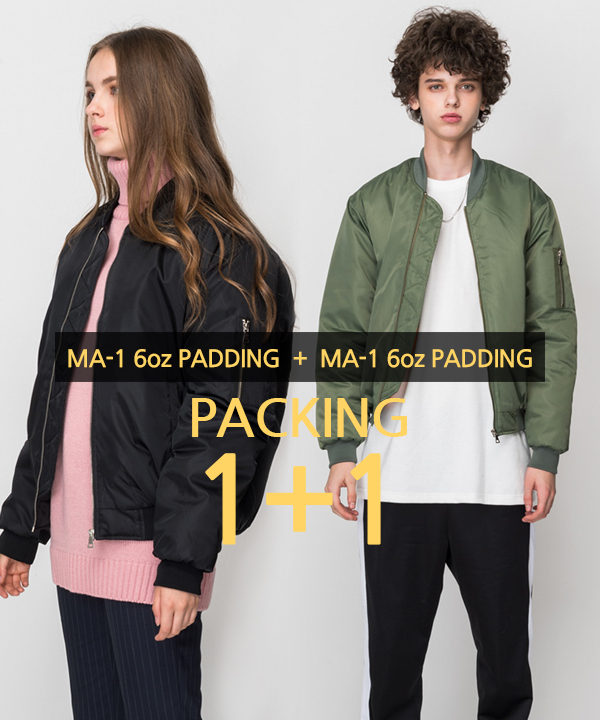[1+1] [MA-1 6oz] Padding Jacket