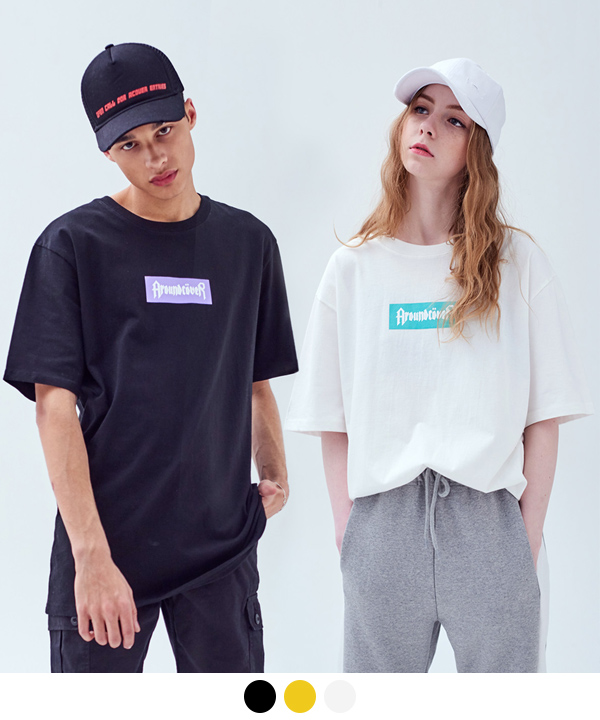 CENTRAL BOX LOGO T-SHIRTS