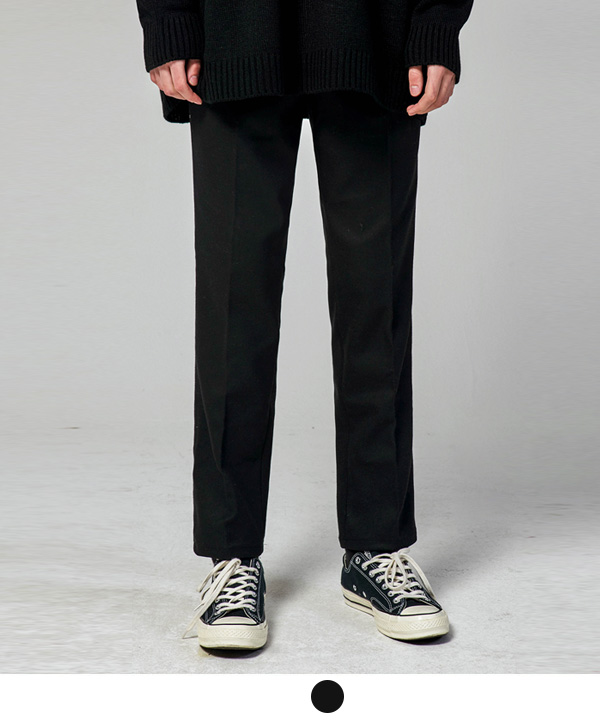 [12월22일 예약발송]STANDARD FIT WARM PANTS