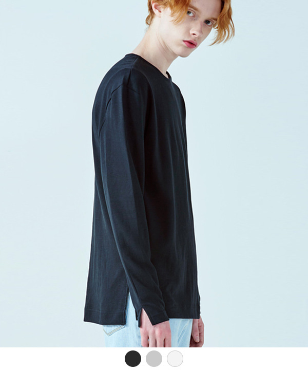 LOOSE FIT SINGLE T-SHIRT